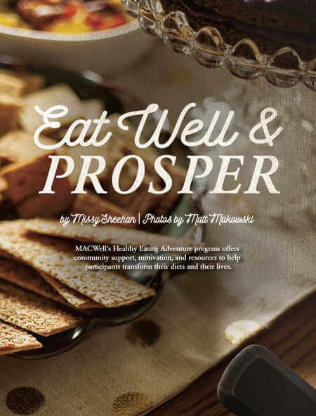 eat well and prosper article